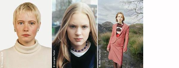 FACES   European Portrait Photography since 1990