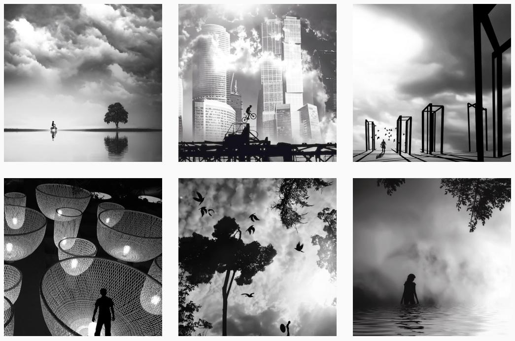 Inspiratie van Instagram